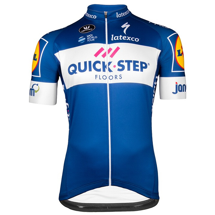 QUICK - STEP FLOORS Aero 2018 Kurzarmtrikot, fü...