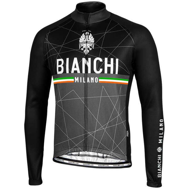 BIANCHI MILANO Shirt met lange mouwen Valsenio fietsshirt met lange mouwen, voor