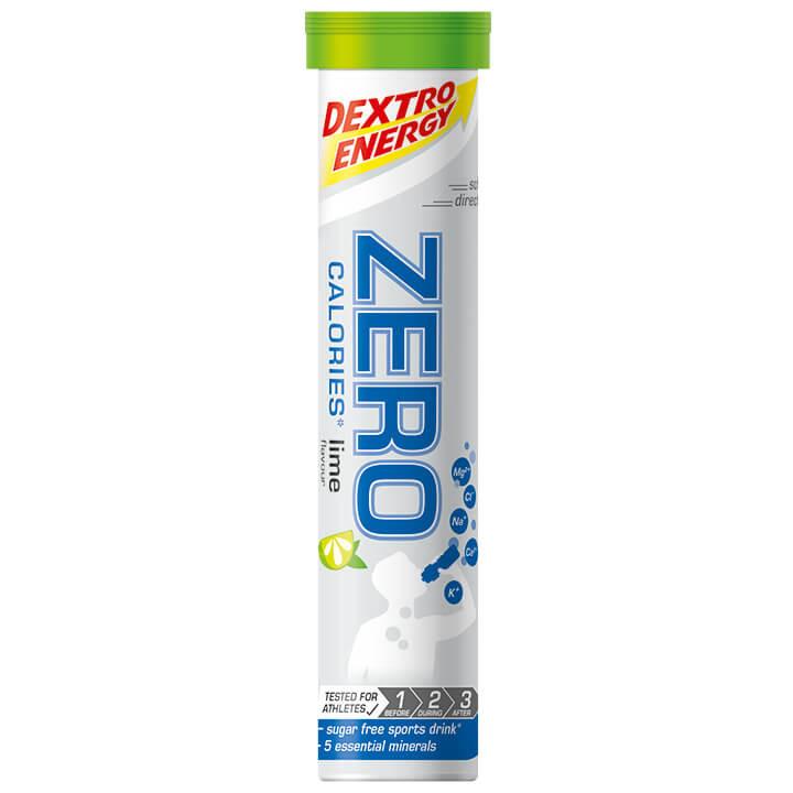 DEXTRO ENERGY Zero Calories Brausetabletten Lim...