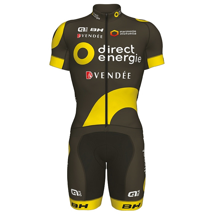 Set DIRECT ENERGIE 2017 (Radtrikot + Radhose), ...