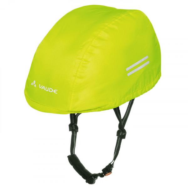 Kinder Regen-Helmüberzug gelb