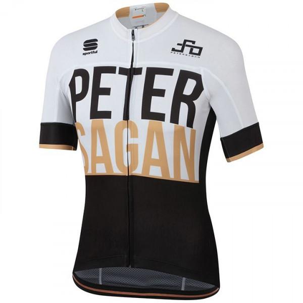 PETER SAGAN GOLD Kurzarmtrikot Team 2019