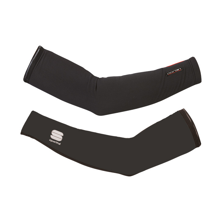 SPORTFUL Fiandre Extreme zwart armstukken, voor heren, Maat XL, Armwarmer, Wiele