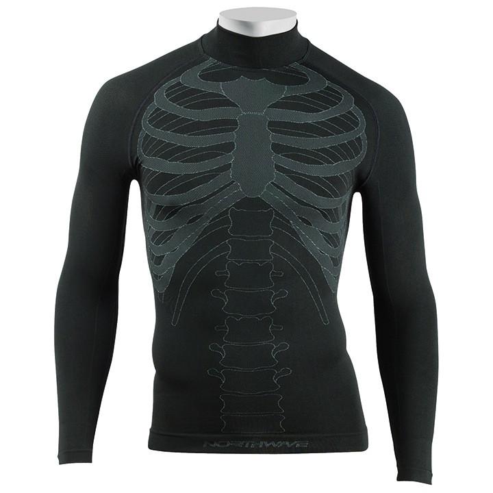 NORTHWAVE fietsmet lange mouwen Body Fit Evo onderhemd, voor heren, Maat L-XL, O
