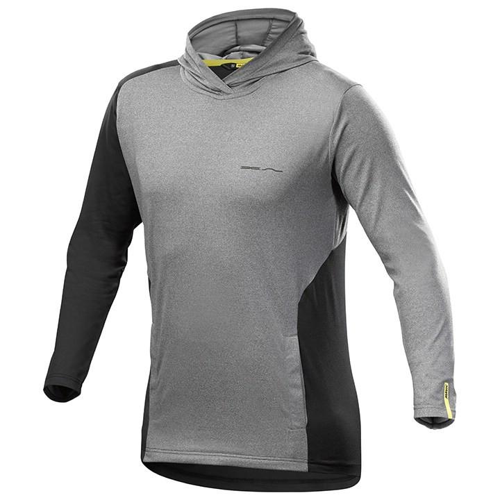 MAVIC Hoodie XA Elite LS hoody, voor heren, Maat 2XL, MTB shirt, MTB