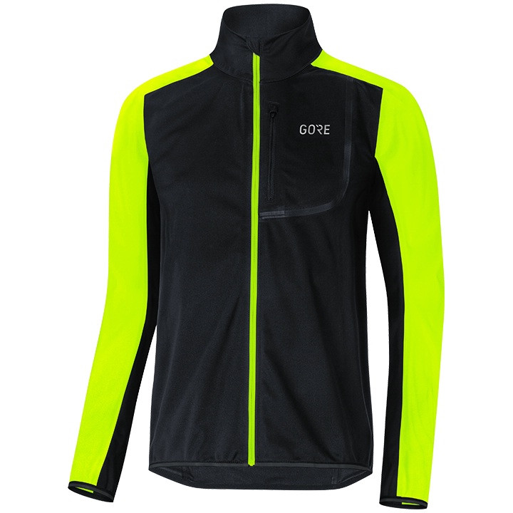 GORE Windjack C3 Gore Windstopper Light Jacket, voor heren, Maat M, Fietsjas, Fi
