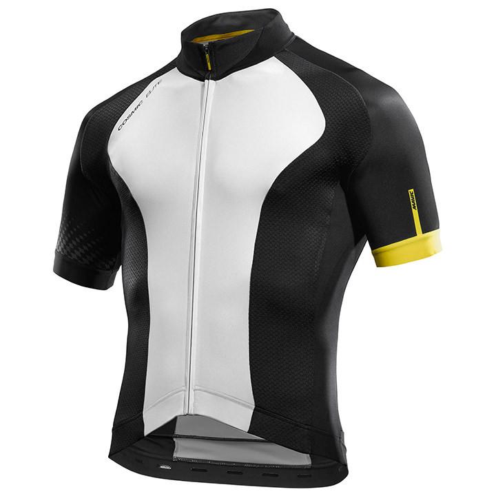 MAVIC shirt met korte mouwen Cosmic Elite fietsshirt met korte mouwen, voor here