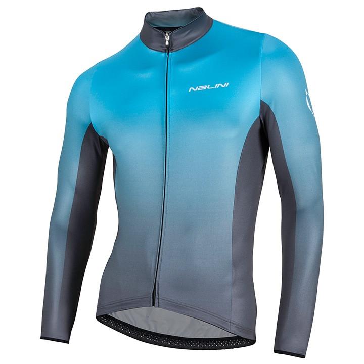NALINI PRO Shirt met lange mouwen Mizar B fietsshirt met lange mouwen, voor