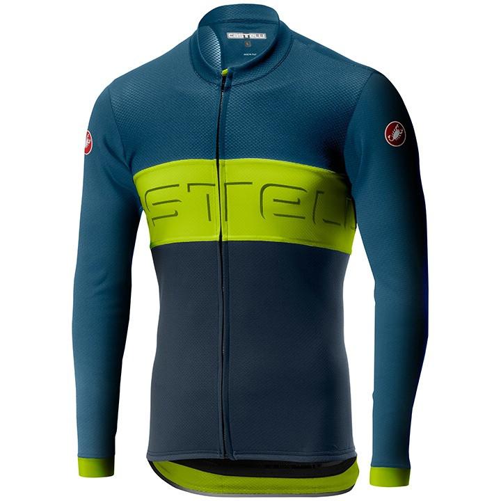 CASTELLI Shirt met lange mouwen Prologo VI fietsshirt met lange mouwen, voor her