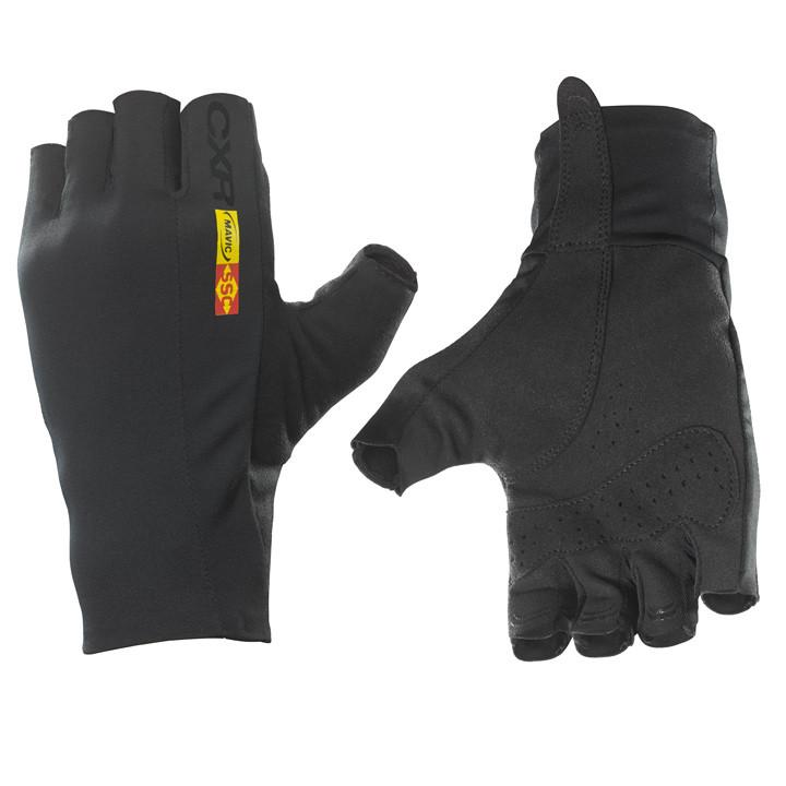 MAVIC CXR Ultimate, zwart handschoenen, voor heren, Maat 2XL, Fietshandschoenen,