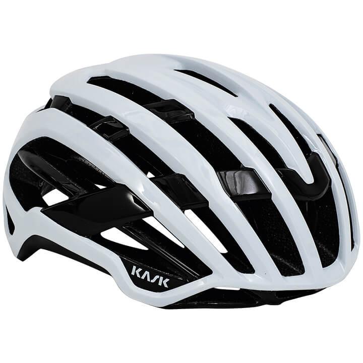 KASK RaceValegro 2020 fietshelm, Unisex (dames / heren), Maat L, Fietshelm, Fiet