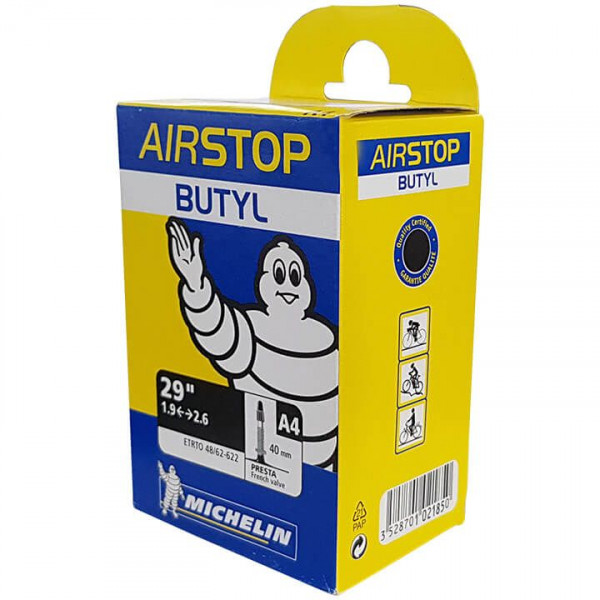 MTB Schlauch Airstop A2 28/29 48/54-622/635