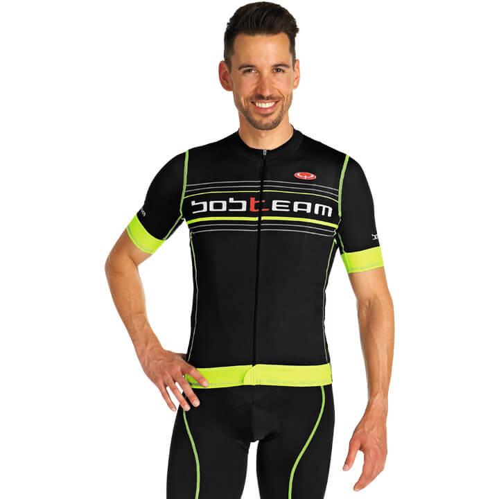 Fiets shirt, BOBTEAM Shirt met korte mouwen Scatto fietsshirt met korte mouwen,