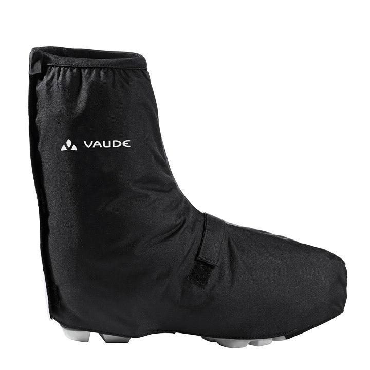 VAUDE korte slobkousen, zwart slobkous, Unisex (dames / heren), Maat XL,
