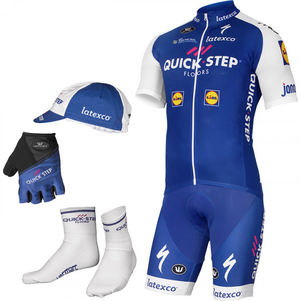 Maxi-Set QUICK - STEP FLOORS FLOORS 2017 (5 Teile)