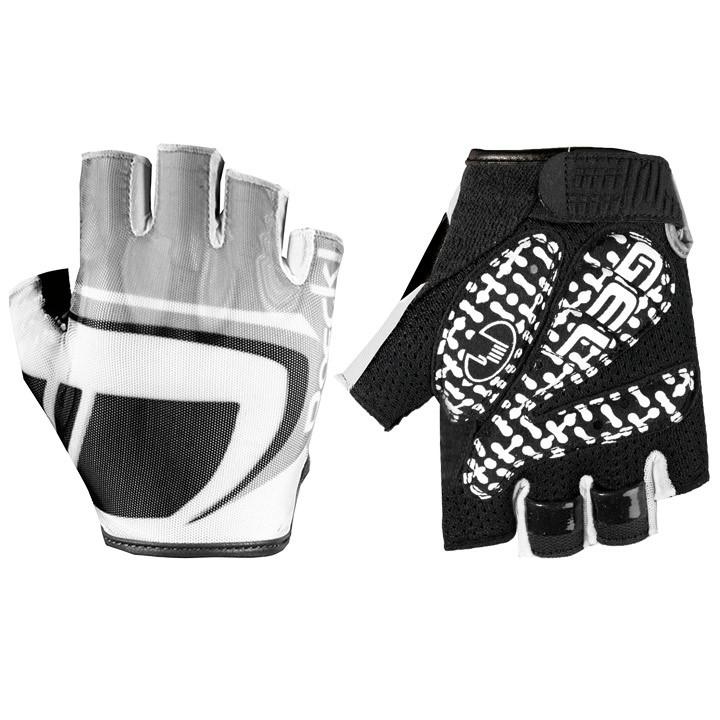 ROECKL Isawa, zilvergrijs handschoenen, voor heren, Maat 6,5, Fiets handschoenen