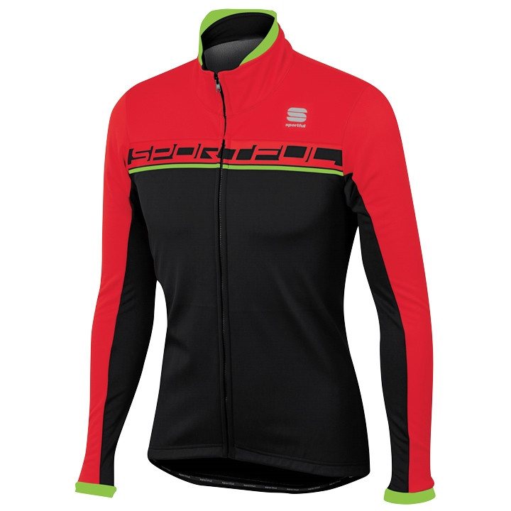 SPORTFUL Winterjack Flash Thermojack, voor heren, Maat XL, Wielerjack,