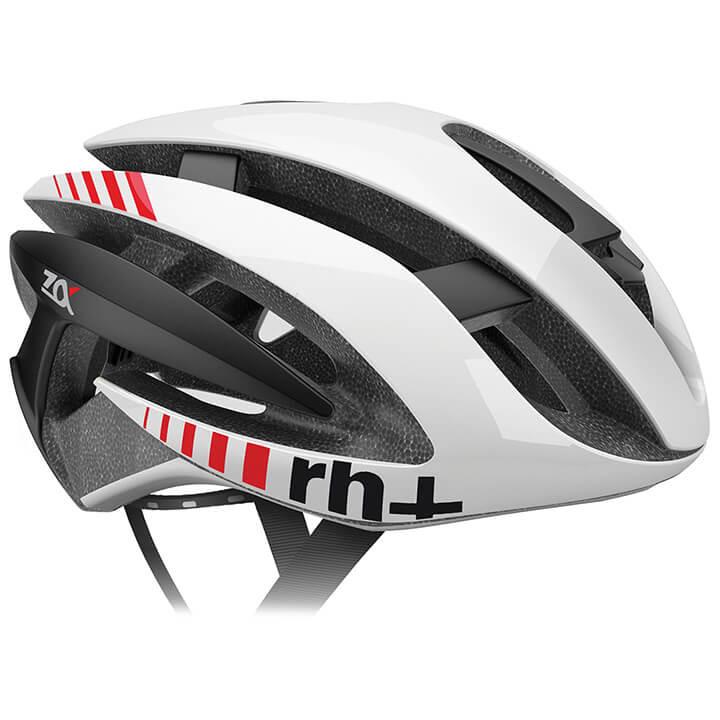 rh+ RaceZ Alpha fietshelm, Unisex (dames / heren), Maat L-XL