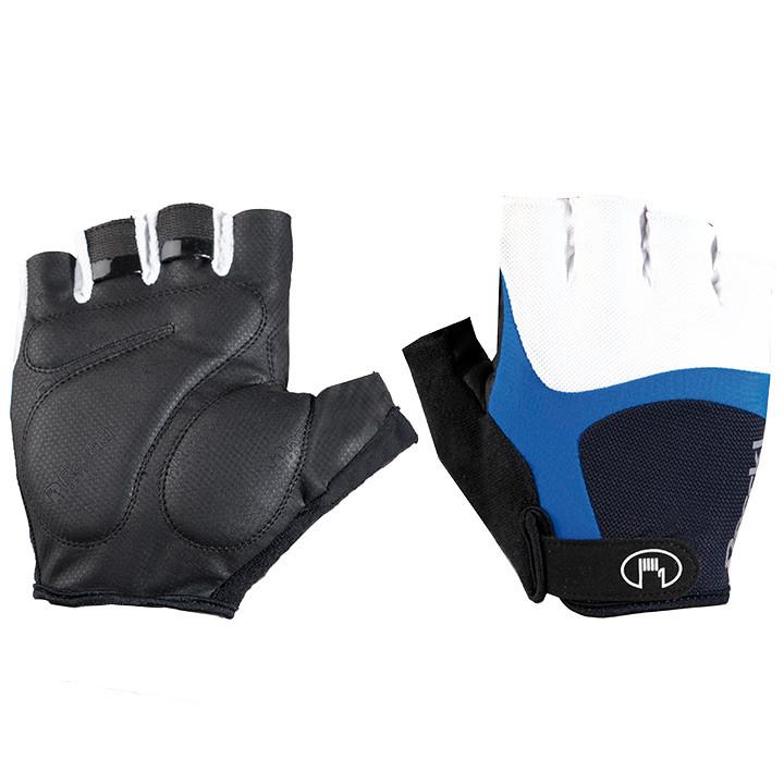 ROECKL Badi zwart-blauw handschoenen, voor heren, Maat 10, Fietshandschoenen, Fi