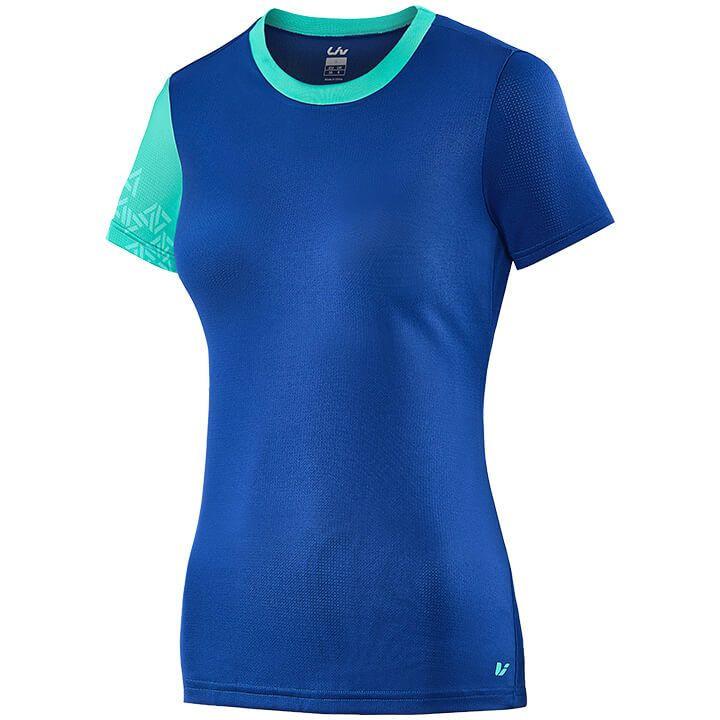 LIV Damesfietsshirt Energize bikeshirt, Maat M, Wielershirt, Fietskleding