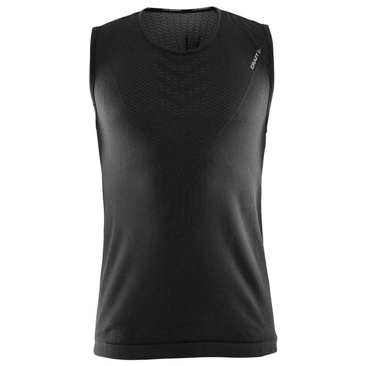 CRAFT fietszonder mouwen Cool Intensity onderhemd, voor heren, Maat L, Onderhemd