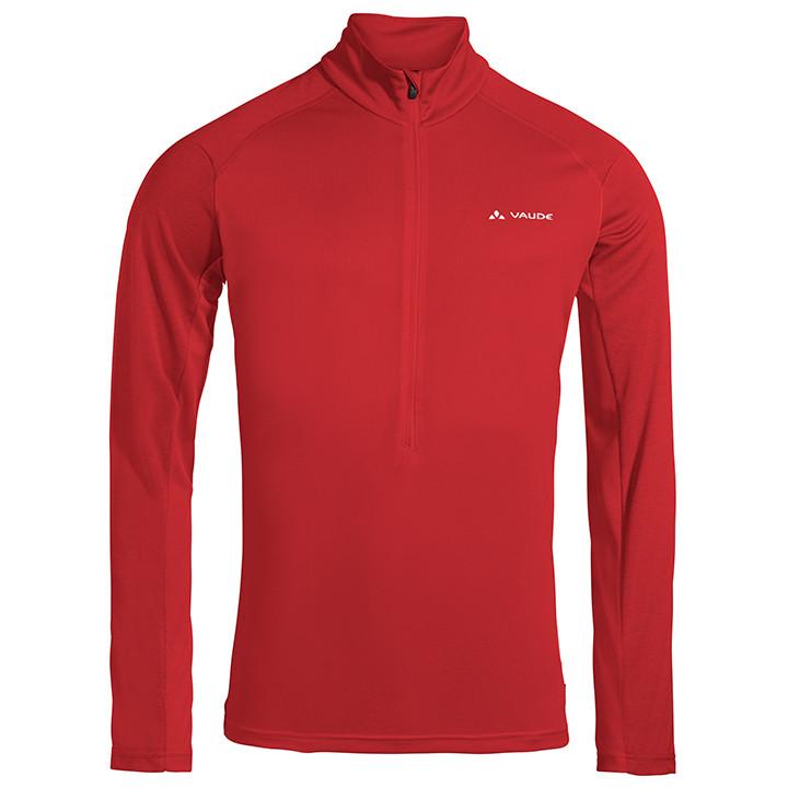 VAUDE shirt met lange mouwen-Bikeshirt Larice II bikeshirt, voor heren, Maat M,