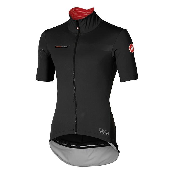 CASTELLI met korte mouwen Perfetto Light zwart Light Jacket, voor heren, Maat S,
