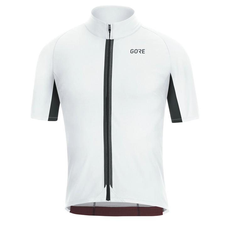 GORE Shirt met korte mouwen Windstopper Light Jacket, voor heren, Maat M,