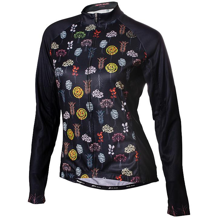 PEARL IZUMI Damesshirt met lange mouwen Select LTD Thermal damesfietsshirt met l