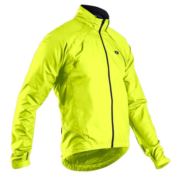 SUGOI / -vest Versa neon geel fietsjack, voor heren, Maat M, Fietsjas,