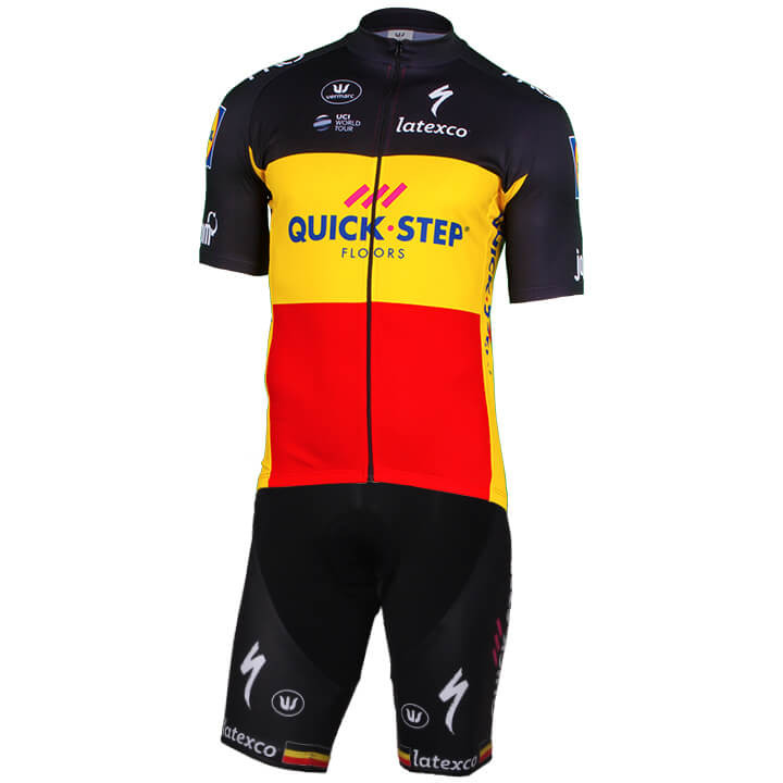 Set QUICK - STEP FLOORS Belgischer Meister 2018...
