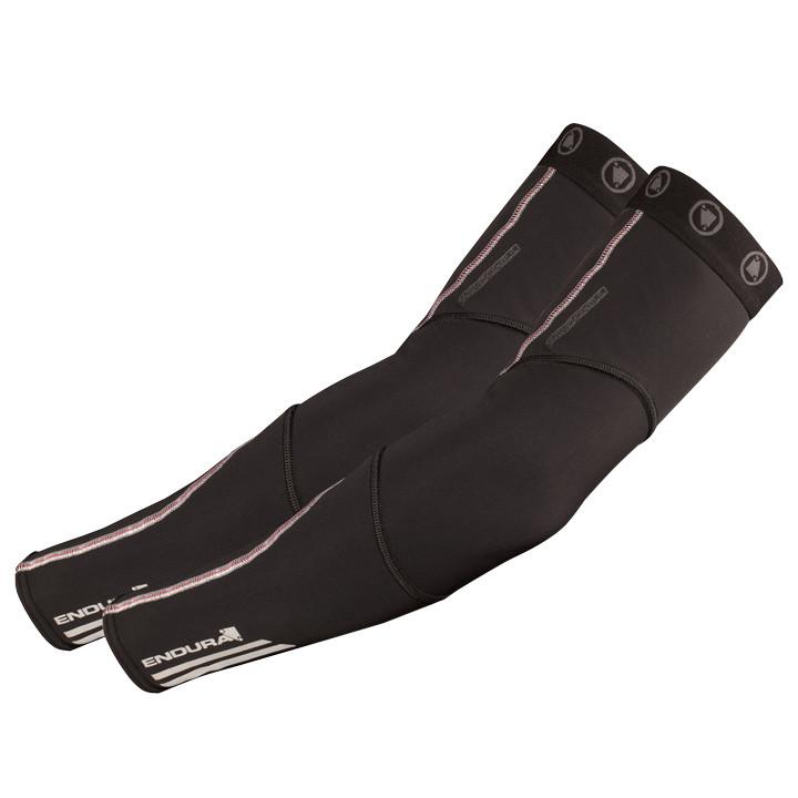 ENDURA Windchill zwart armstukken, voor heren, Maat L-XL, Armwarmer, Wielrenkled