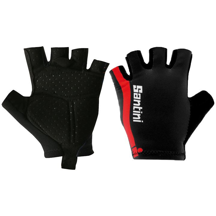 SANTINI Ironman Tria VIS Aero handschoenen, voor heren, Maat M, Fietshandschoene