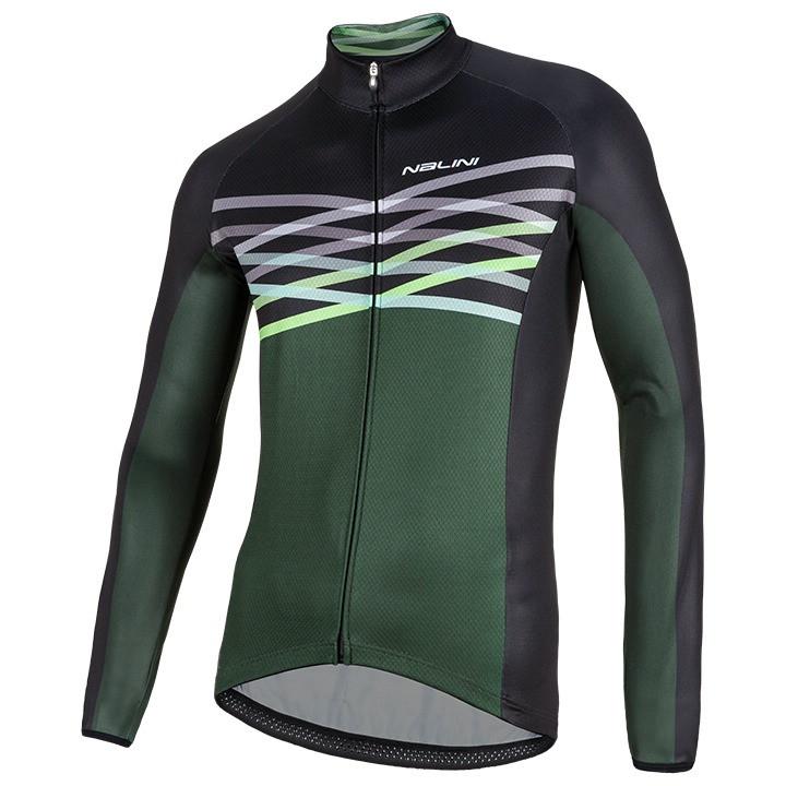 NALINI PRO Shirt met lange mouwen Merak B fietsshirt met lange mouwen, voor