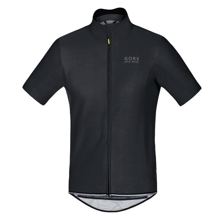 GORE light jacket met korte mouwen Power WS SO zwart Light Jacket, voor heren, M