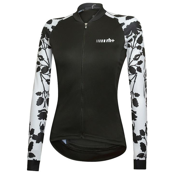 rh+ Damesshirt met lange mouwen Fashion Lab damesfietsshirt met lange mouwen, Ma