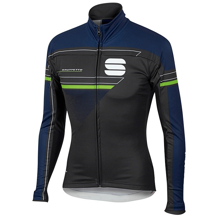 SPORTFUL winterjack Gruppetto Partial WS Thermojack, voor heren, Maat L, Fiets