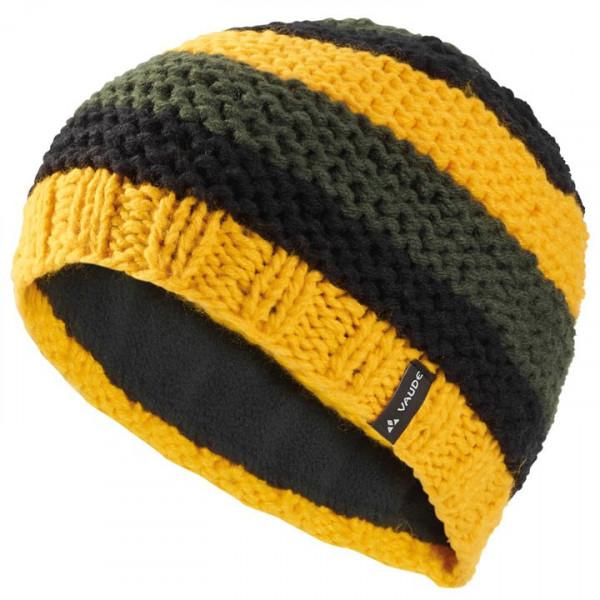 Bonnet hiver Melbu Beanie III jaune