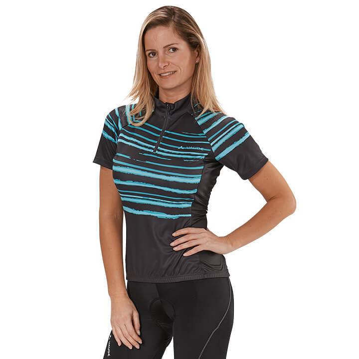 VAUDE damesshirt Jumo damesfietsshirt, Maat 40, Wielren shirt, Fiets