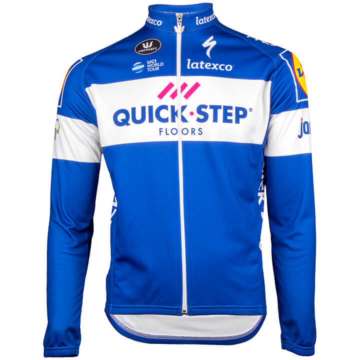 QUICK - STEP FLOORS 2018 Langarmtrikot, für Her...
