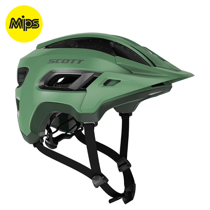 SCOTT MTB-helm Stego 2020 MTB-Helm, Unisex (dames / heren), Maat M, Fietshelm, F