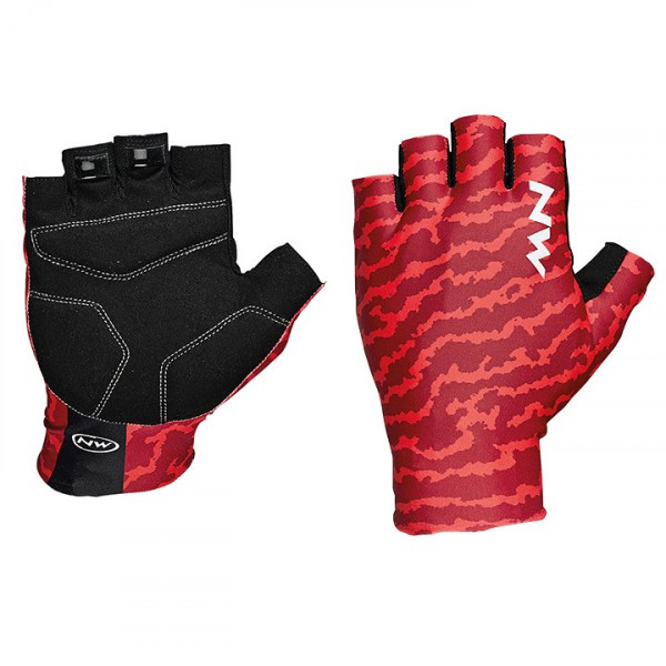 Northwave Handschuhe Switch Line rough red