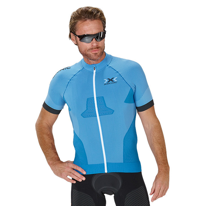 X-BIONIC shirt met korte mouwen Bike Race Evo 2017 fietsshirt met korte mouwen,