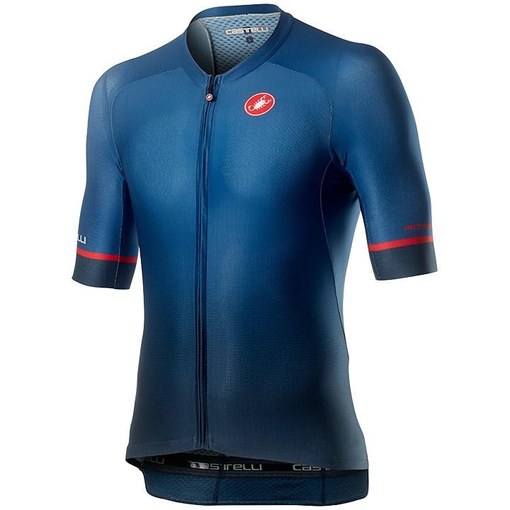 CASTELLI Shirt met korte mouwen Aero Race 6.0 fietsshirt met korte mouwen, voor