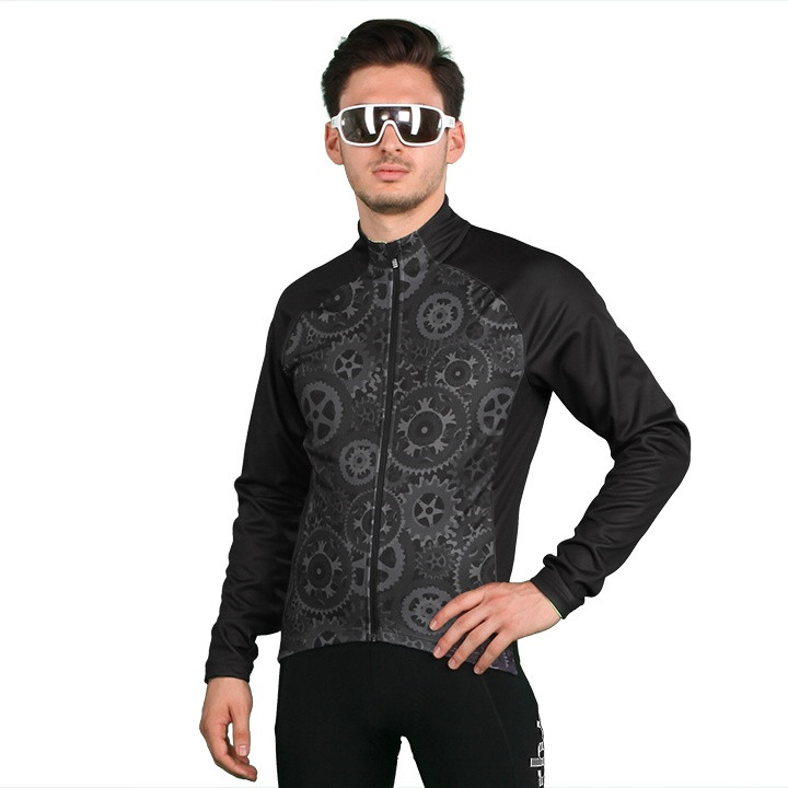 RH+ Winterjack Fashion Thermojack, voor heren, Maat M, Fietsjas, Fietskleding