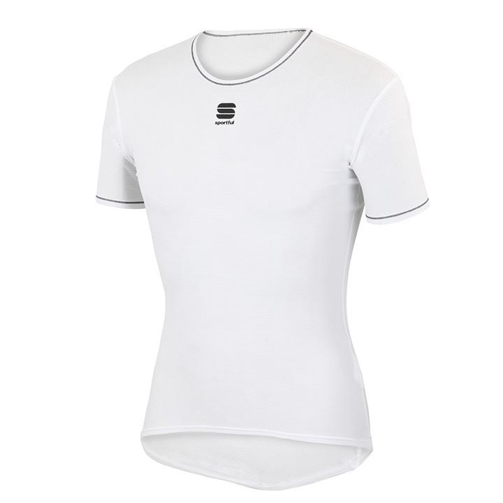 SPORTFUL fietsThermodynamic Lite, wit onderhemd, voor heren, Maat 2XL, Onderhemd