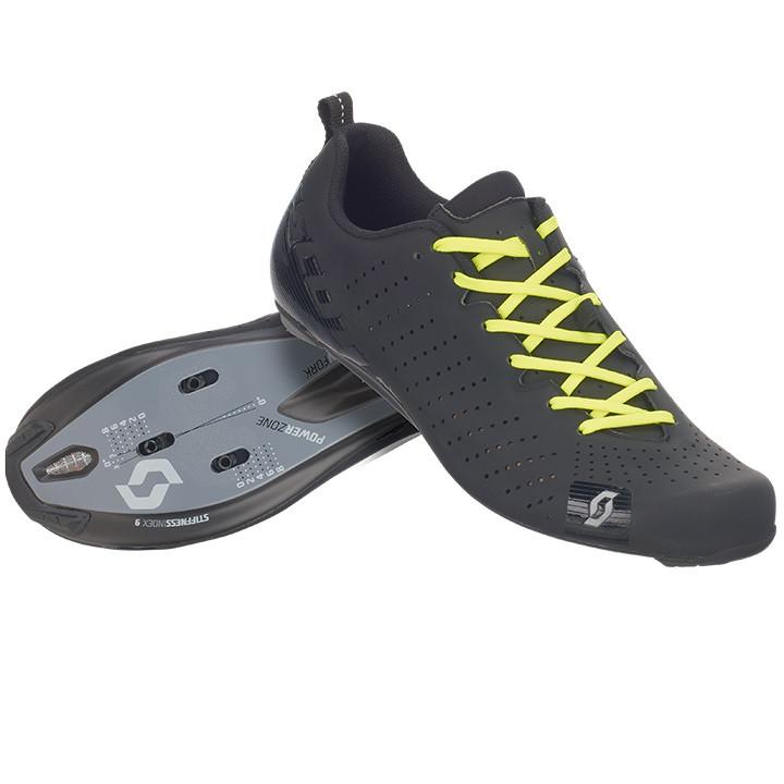 SCOTT racefietsschoenen Road RC Lace zwart raceschoenen, voor heren, Maat 41, Ra