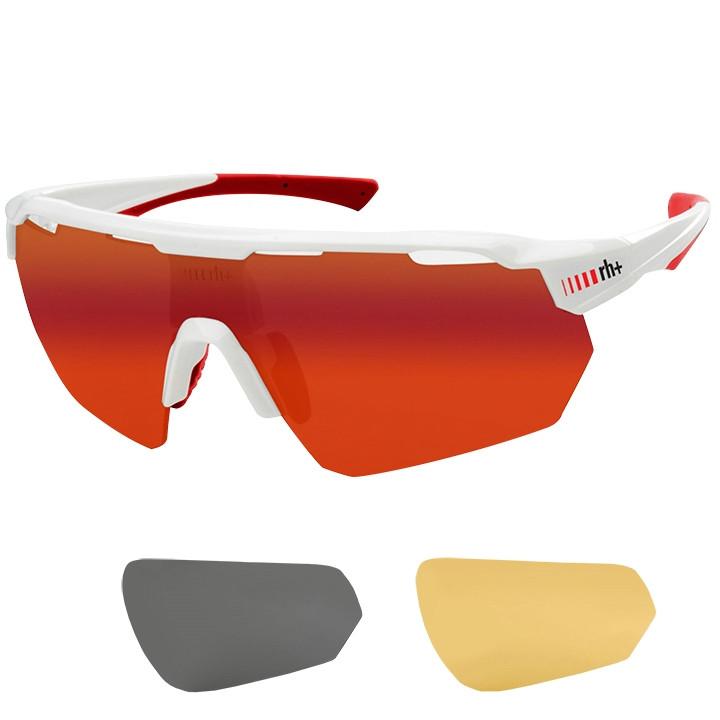 rh+ Brillenset Change XTRM 2020 bril, Unisex (dames / heren), Sportbril, Fietsac